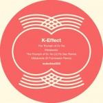 K-Effect - The Triumph of Dr. No (Cover Art)
